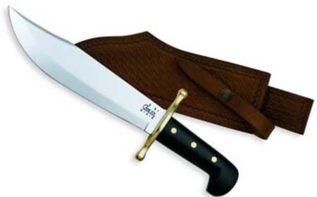 Case Black Synthetic Bowie Knife