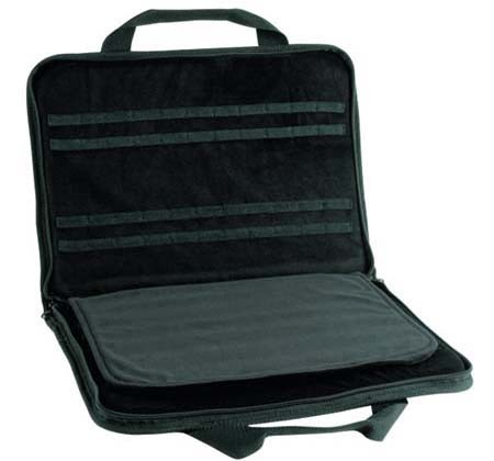 Case Medium Leather Carrying Case