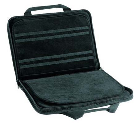 Case Large Leather Carrying Case