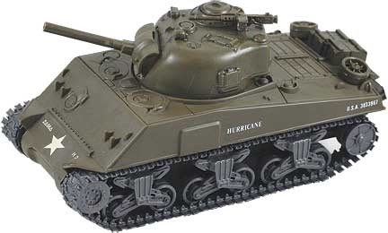 Classic Armour Tank Model Kit Sherman Tank