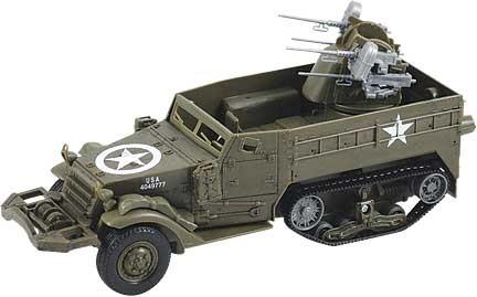 Classic Armour Tank Model Kit M16 Half Track