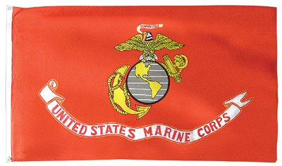 U.S. Marine Corps Red Flag