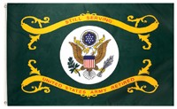 U.S. Army Retired Green Flag