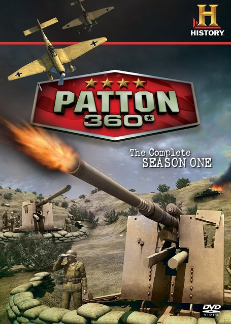 Patton 360: The Complete Season 1, DVD set