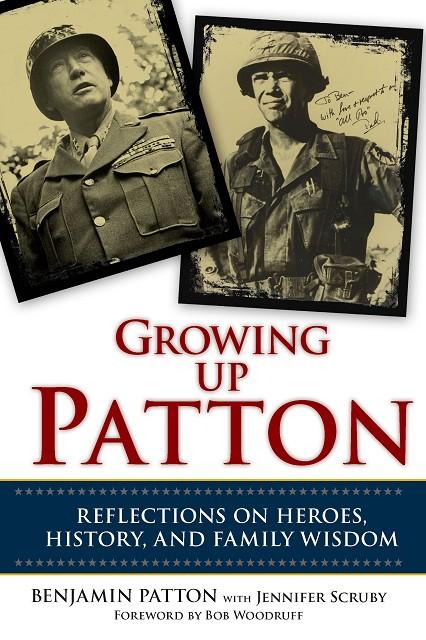 Growing Up Patton: Memoir Book