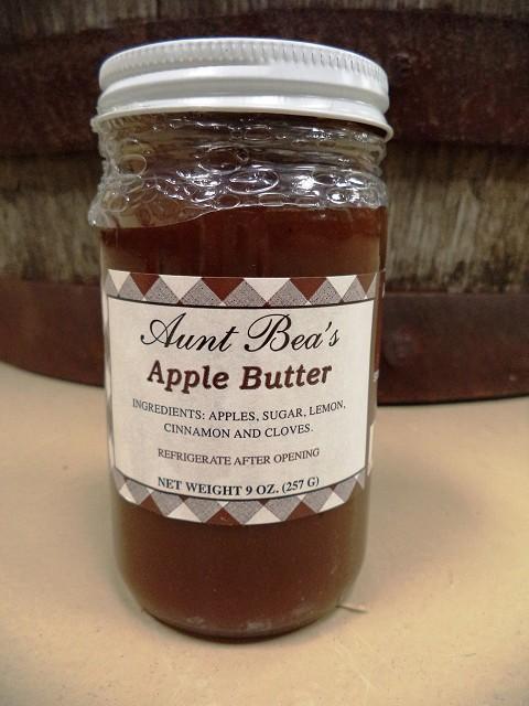 Kentucky Aunt Bea's Apple Butter 9oz