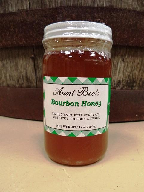 Kentucky Aunt Bea's Bourbon Honey 11oz