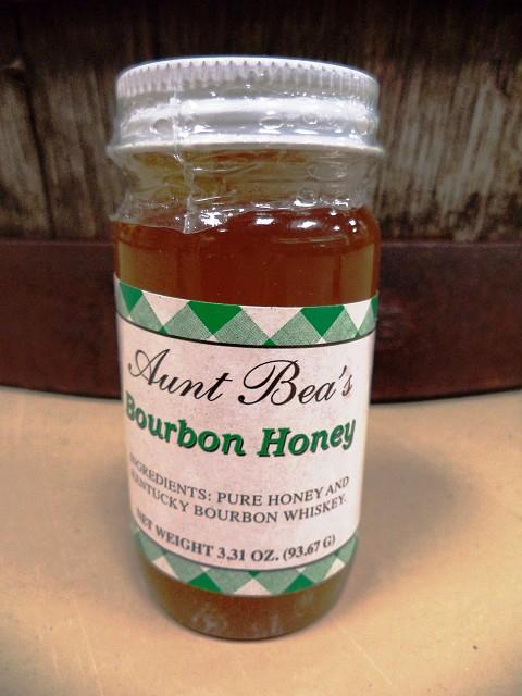 Kentucky Aunt Bea's Bourbon Honey 3.31oz