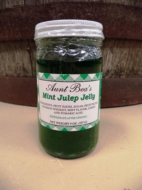 Kentucky Aunt Bea's Mint Julep Jelly 9oz