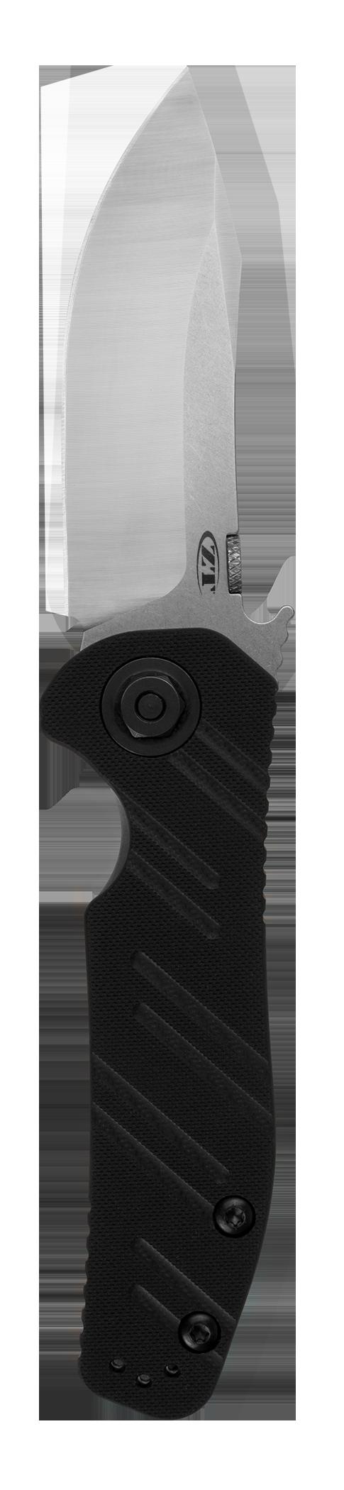 Zero Tolerance 0630 Emerson Black G10 Titanium Frame Knife