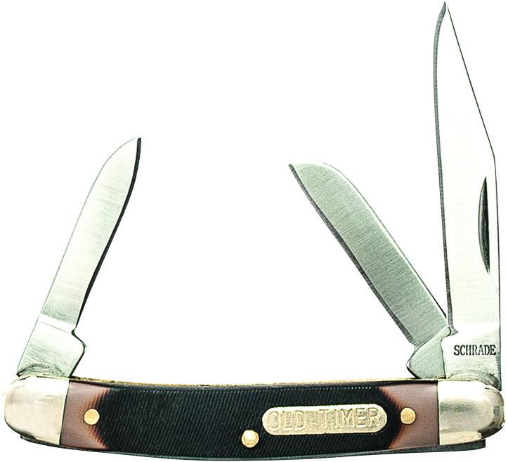 Schrade Old Timer Junior Stockman Knife