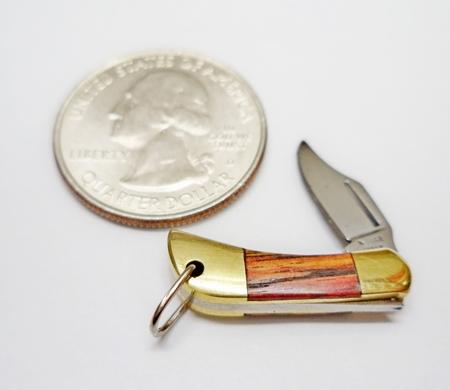 Maserin Mignon Miniature Wood Knife 703/T