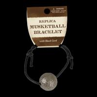 Replica Civil War Musketball Bracelet