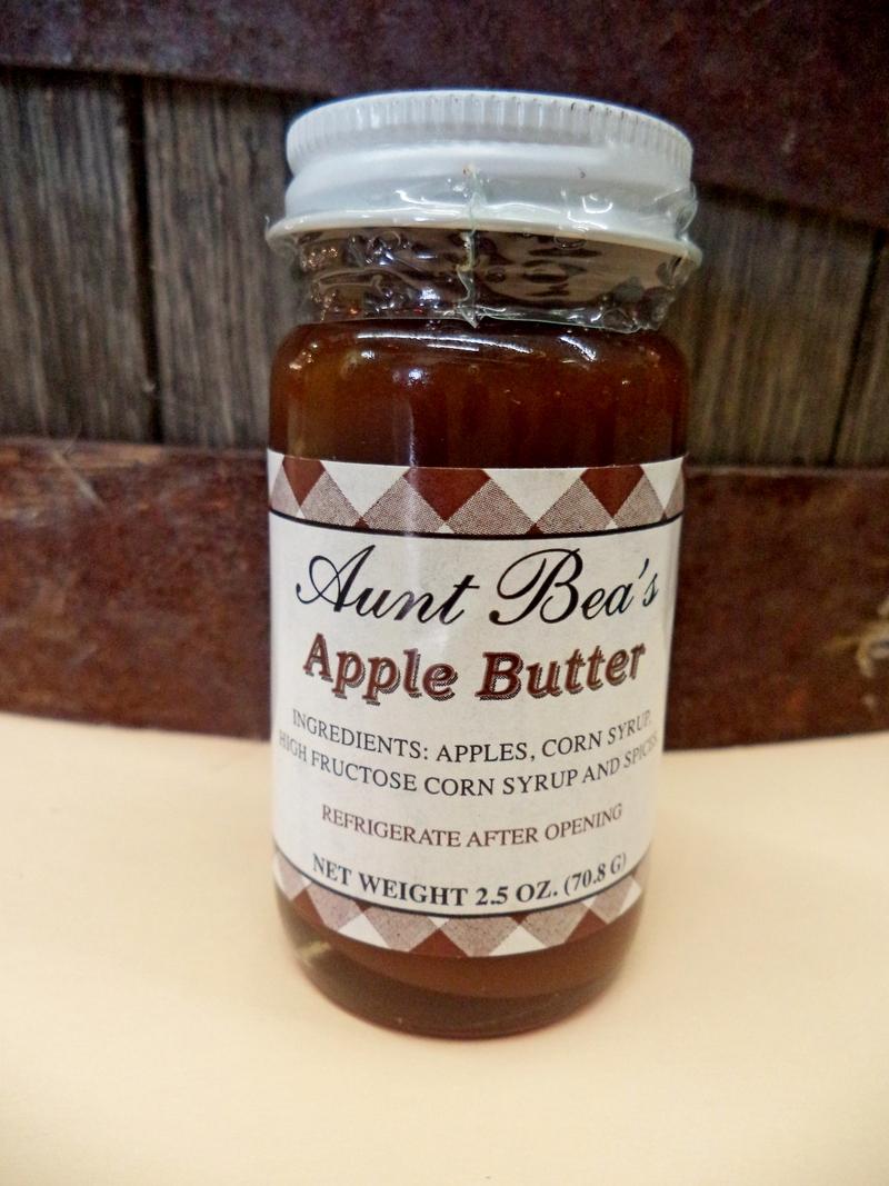 Kentucky Aunt Bea's Apple Butter 2.5oz