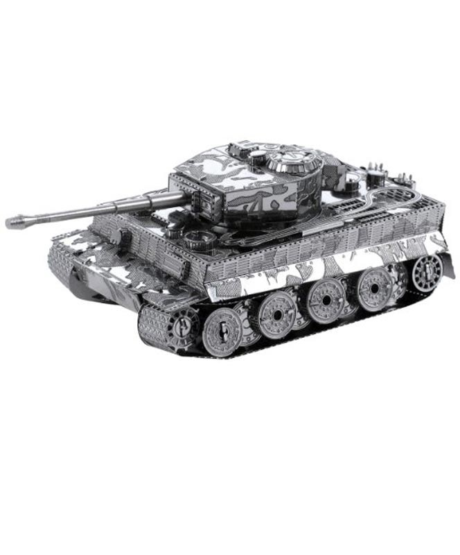 Tiger 1 Tank Metal Works Model