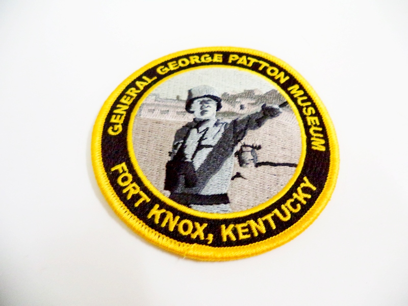 General George Patton Museum Exclusive Patch