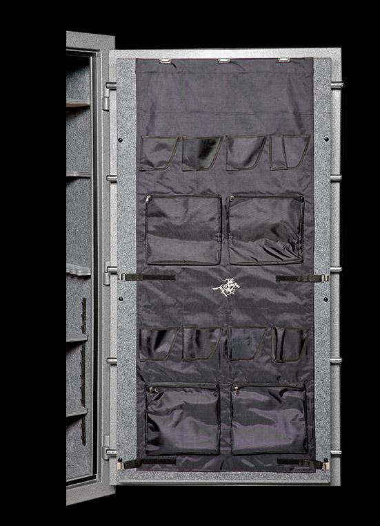 Winchester Safe Accessory Door Panel Organizer Xl Red