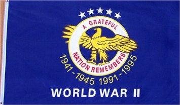 World War II Veteran WWII Flag