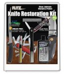 Flitz Knife Restoration Kit ($35 Retail Value)