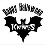 Halloween Knives