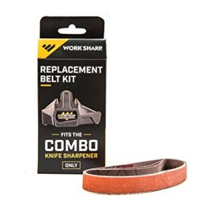 Work Sharp Knife & Tool Combo Sharpener Belt Kit