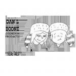Daniel Boone Coonskin Caps