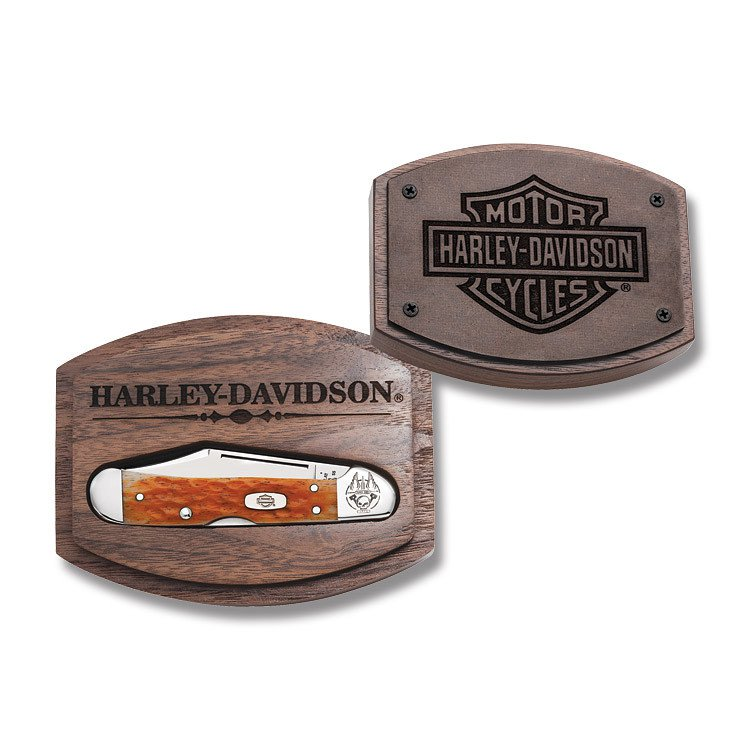 harley case Live to ride, ride to live there is no better way to show your love for the open road then with a case knife that has harley-davidson® all over it.