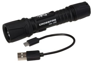 Browning Rechargeable USB CrossFire FlashLight