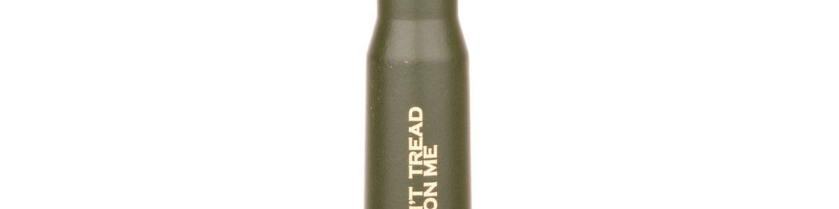 Lucky Shot .50 Caliber Bullet Bottle Opener Gadsden