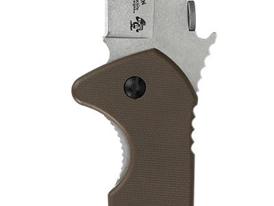 Kershaw Emerson Desert Tan G10 CQC-11K Knife