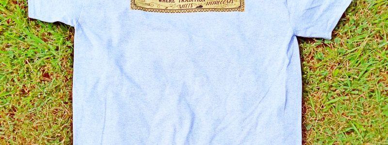Kentucky Museum of Pocketknives Sports Grey Shirt