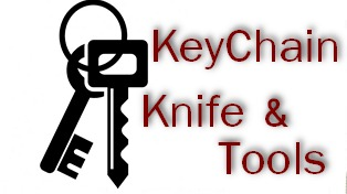 KeyChain Knife & Tools