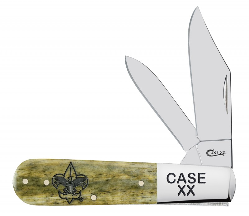 Case Boy Scouts of America Olive Green Barlow Gift Set