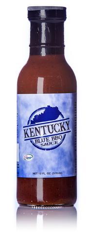 Kentucky Blue BBQ Barbecue Sauce 12oz