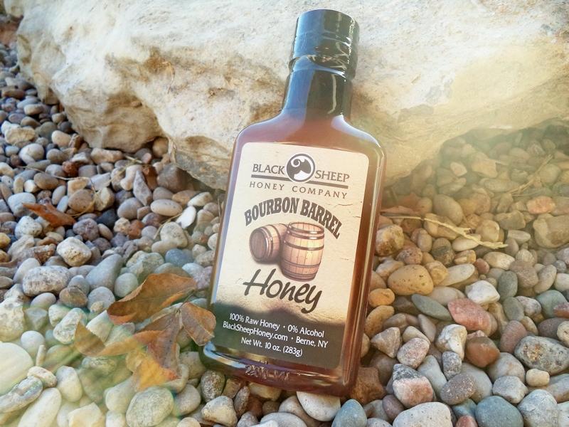 Black Sheep Bourbon Barrel Honey 10oz