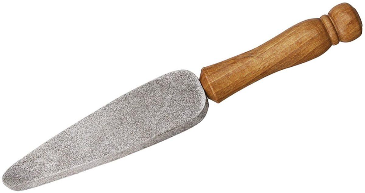 MAM Beechwood Handled Sharpening Stone