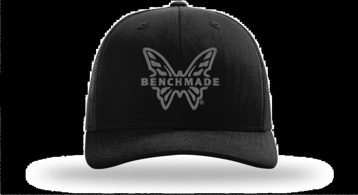 Benchmade Black Favorite Trucker Hat